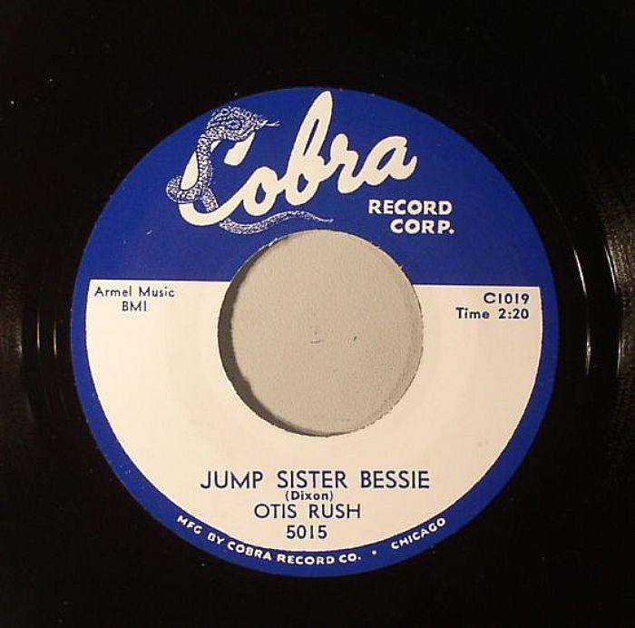 RUSH, Otis - Jump Sister Bessie