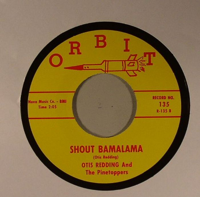Otis Redding The Pinetoppers Shout Bamalama Vinyl At Juno
