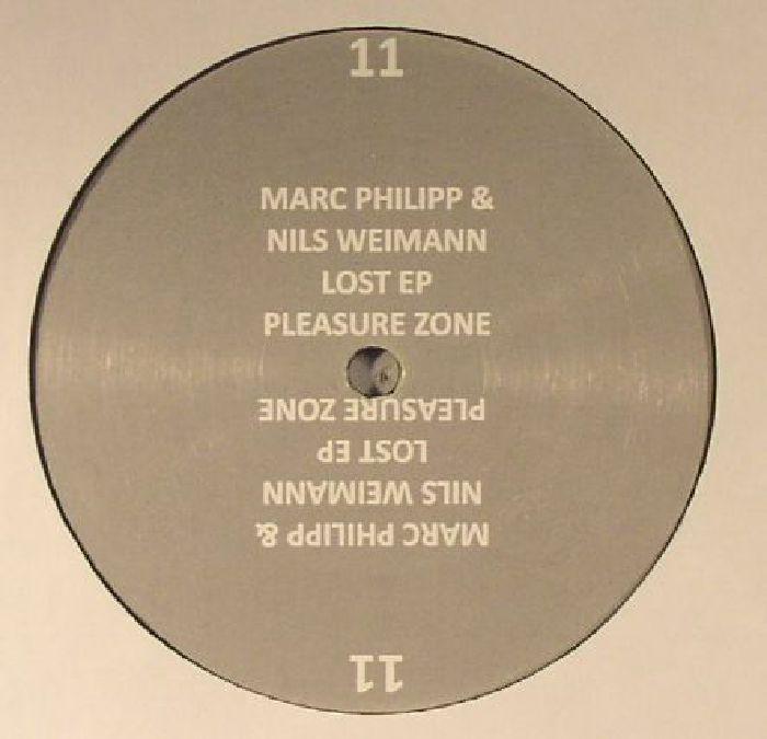 PHILIPP, Marc/NILS WEIMANN - Lost EP