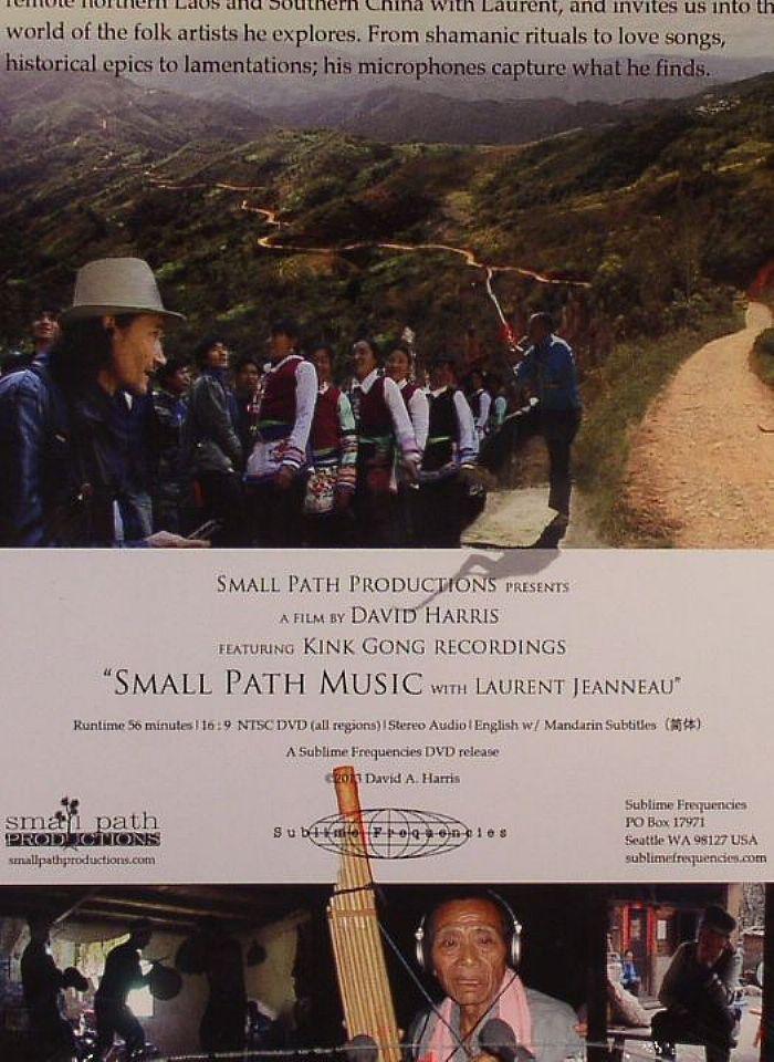 HARRIS, David with LAURENT JEANNEAU - Small Path Music