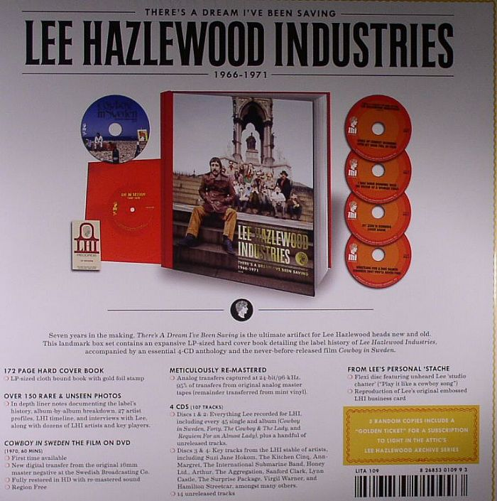 Lee Hazlewood Various There S A Dream I Ve Been Saving