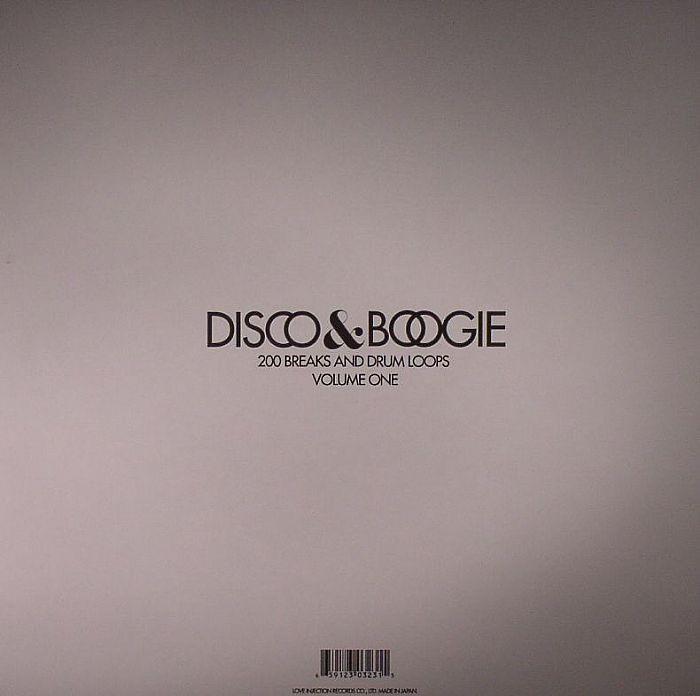 VARIOUS - Disco & Boogie: 200 Breaks & Drum Loops Volume 1