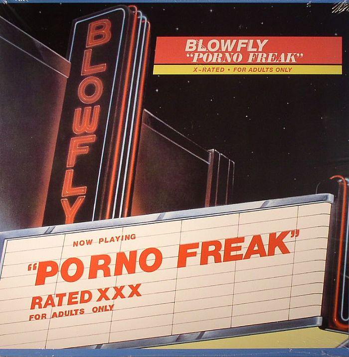 Blowfly Porno Freak 3