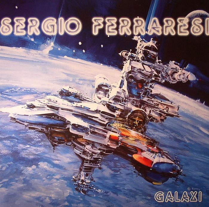 Sergio Ferraresi Horizons Vol 6 Style Away