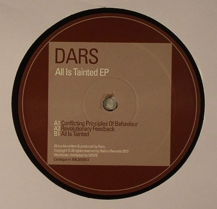 DARS - All Is Tainted EP
