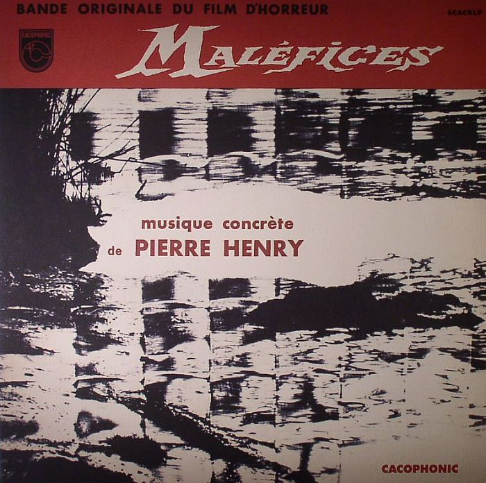 HENRY, Pierre - Malefices (Soundtrack)