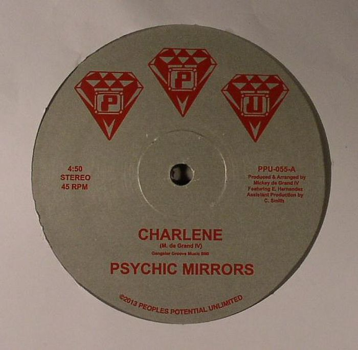 PSYCHIC MIRRORS - Charlene