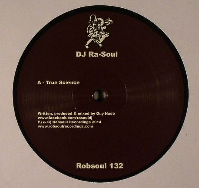 DJ RASOUL - True Science