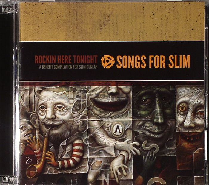 VARIOUS - Songs For Slim: Rockin' Here Tonight