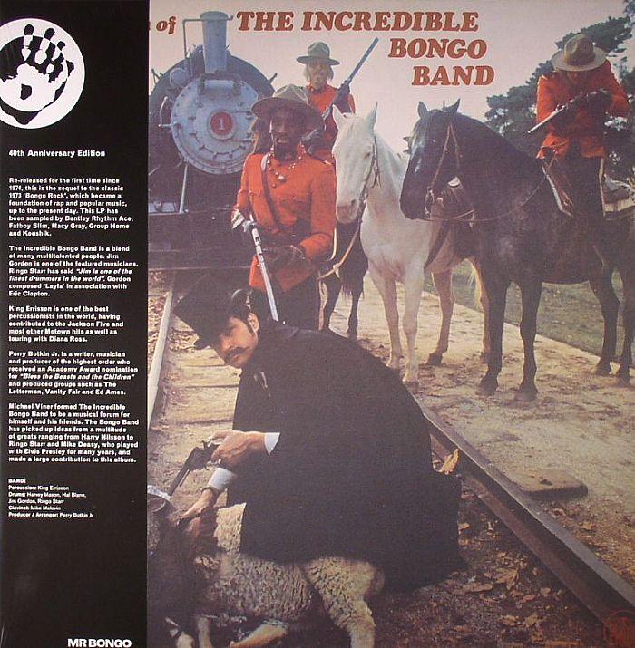INCREDIBLE BONGO BAND - Return Of The Incredible Bongo Band: 40th Anniversary Edition