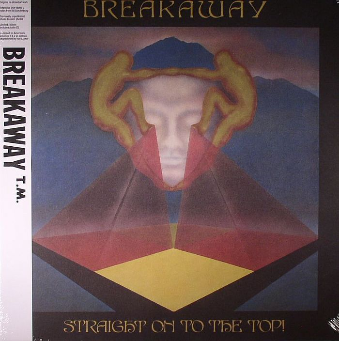 BREAKAWAY - Straight On To The Top! (remastered)