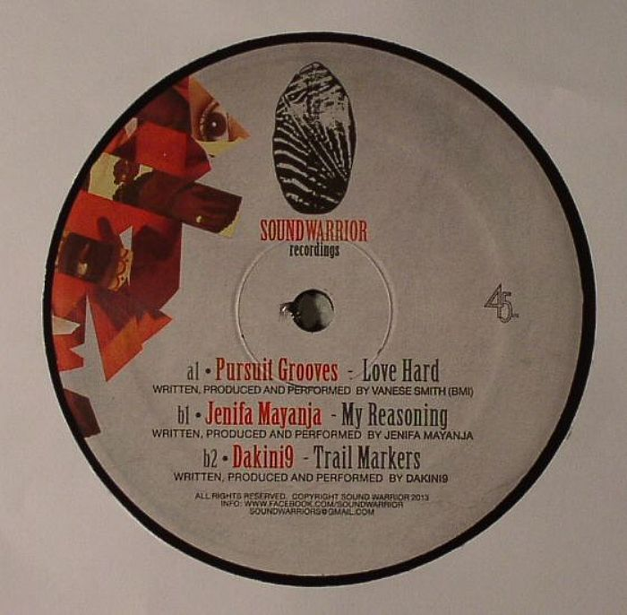 PURSUIT GROOVES/JENIFA MAYANJA/DAKINI9 - Love Hard