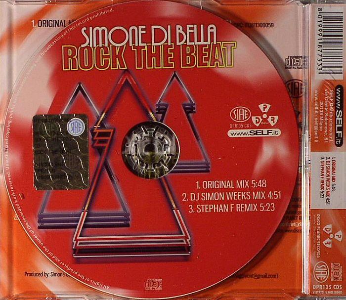 DI BELLA, Simone - Rock The Beat