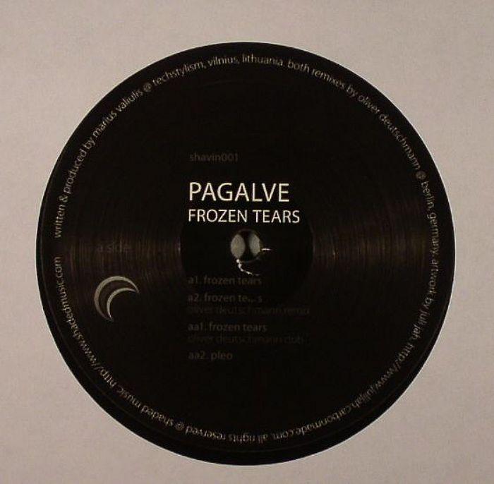 PAGALVE - Frozen Tears