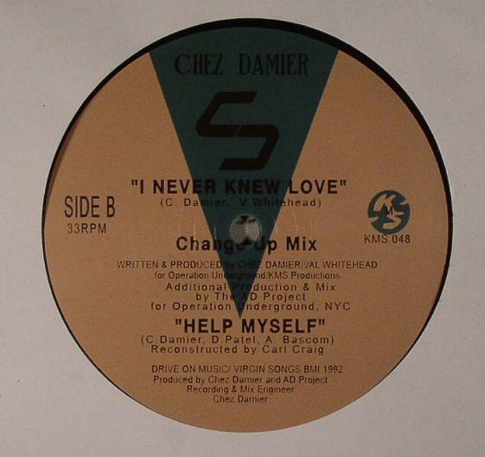 DAMIER, Chez - I Never Knew Love