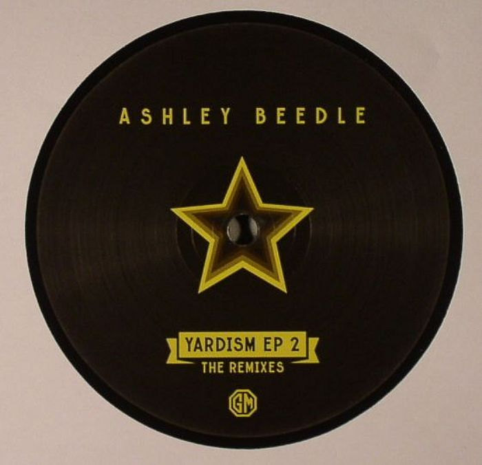 BEEDLE, Ashley - Yardism EP 2: The Remixes