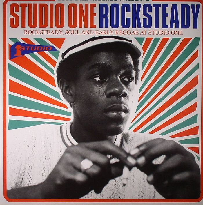 VARIOUS - Studio One Rocksteady