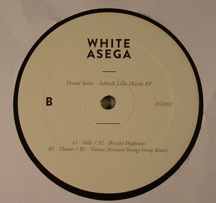HOUND SCALES - Sabbath Lillie Hawks EP