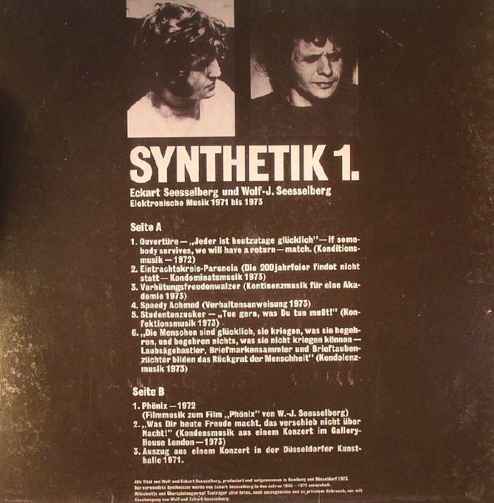 SEESSELBERG - Synthetik 1