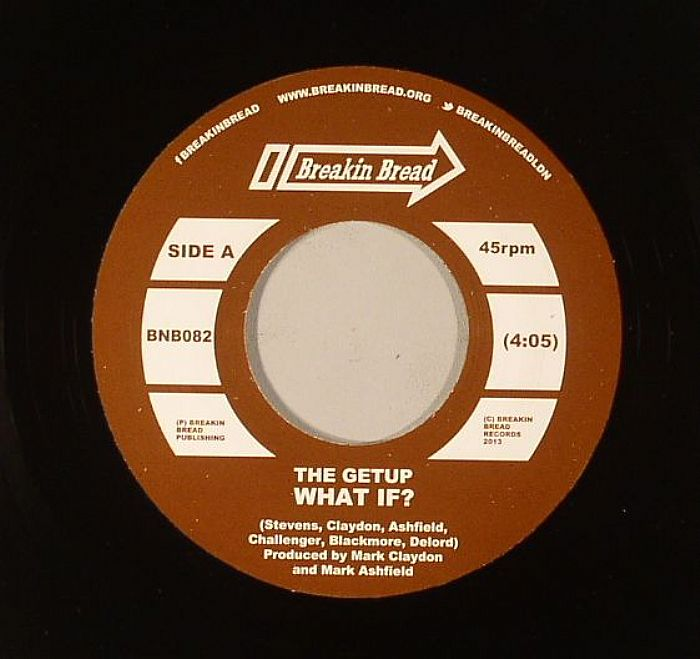 GETUP, The - What If?
