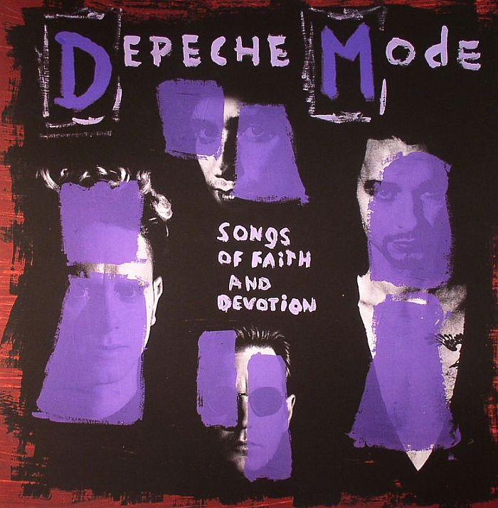DEPECHE MODE Songs Of Faith & Devotion Vinyl At Juno Records