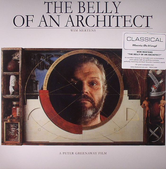 MERTENS, Wim - The Belly Of An Architect (Soundtrack)