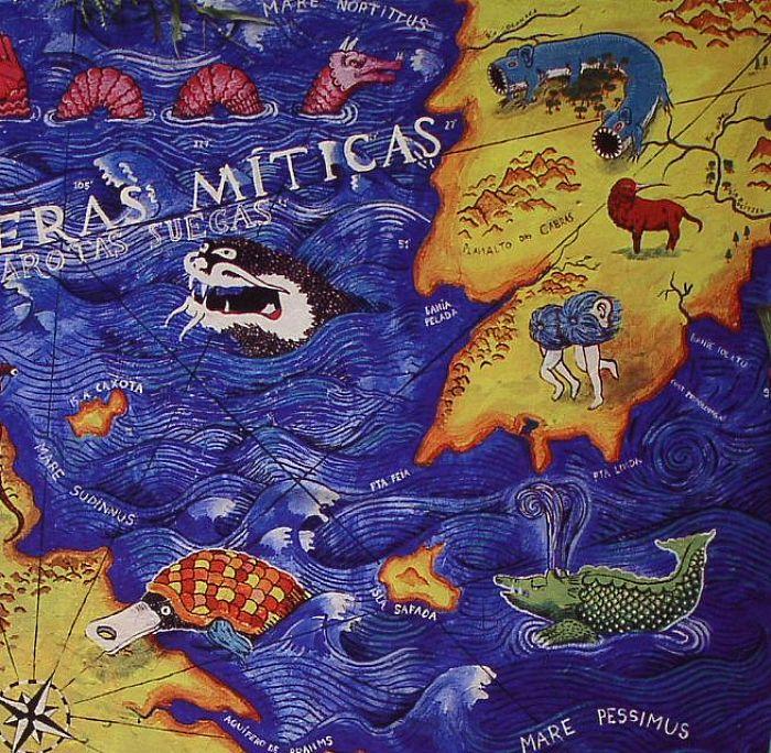 GAROTAS SUECAS - Feras Mitica