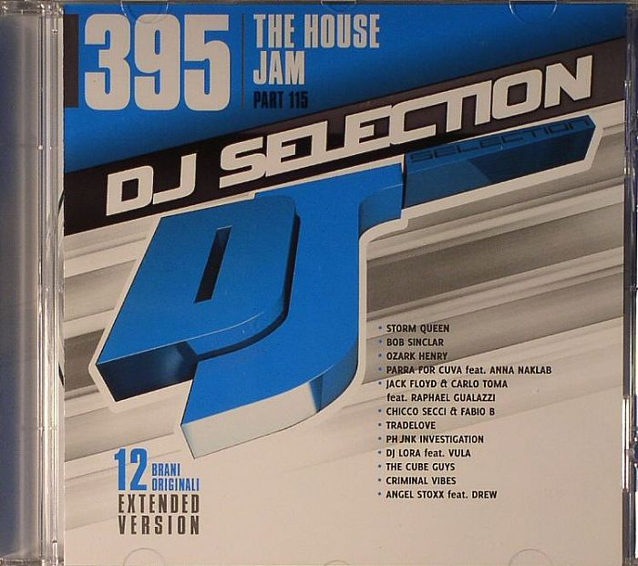 VARIOUS - DJ Selection 395: House Jam Part 115