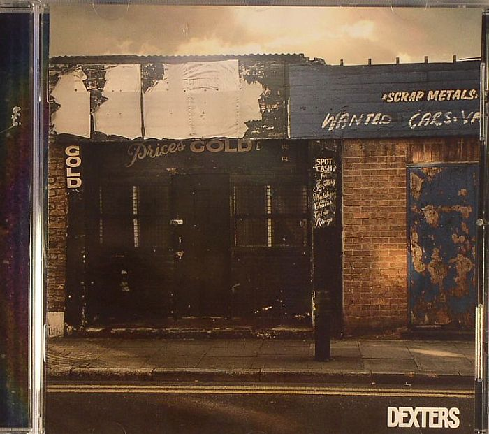 DEXTERS - Shimmer Gold