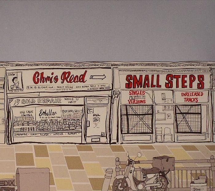 READ, Chris - Small Steps