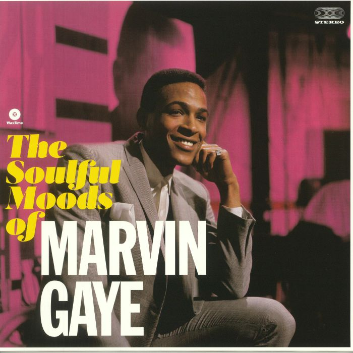 GAYE, Marvin - The Soulful Moods Of Marvin Gaye