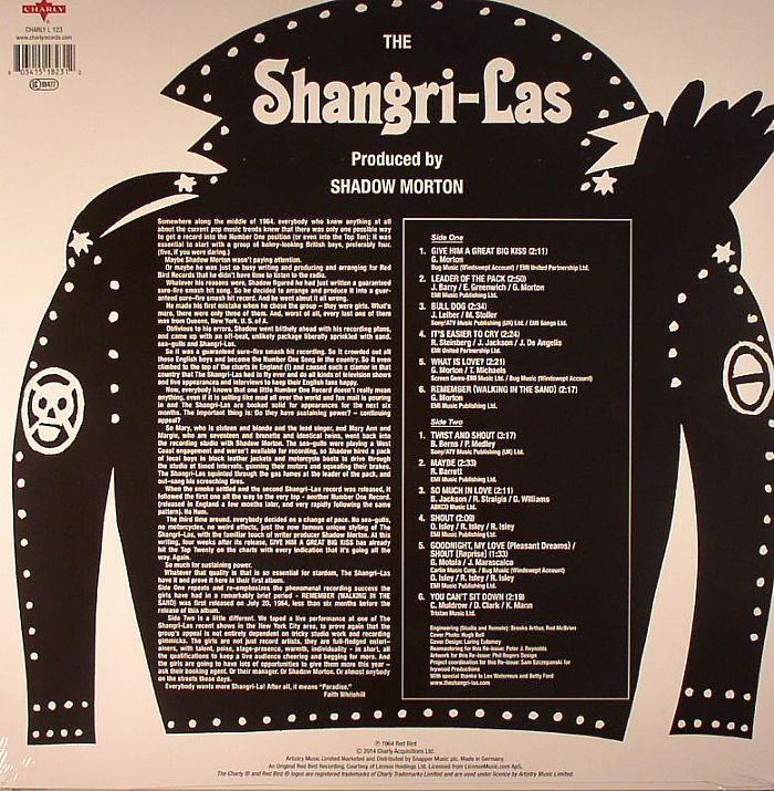 SHANGRI LAS, The - Leader Of The Pack