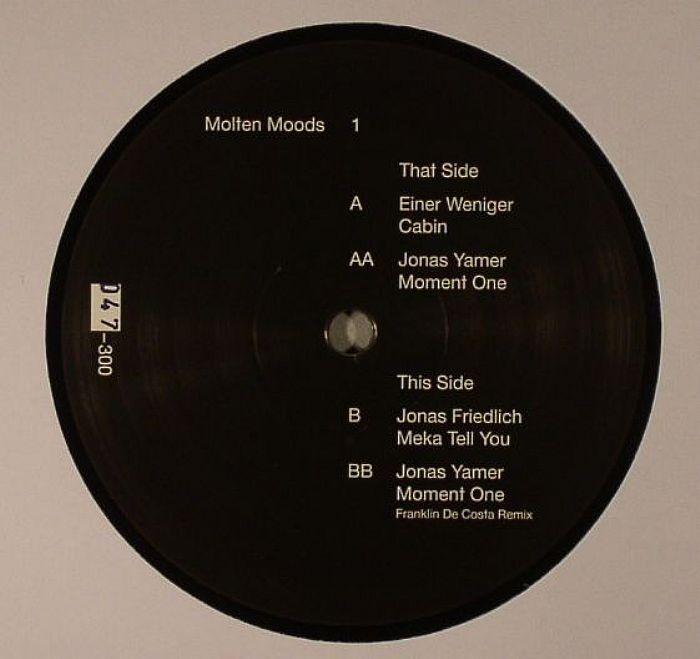 EINER WENIGER/JONAS YAMER/JONAS FRIEDLICH - Molten 1
