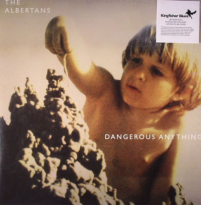 ALBERTANS - Dangerous Anything