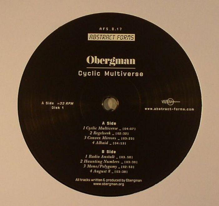 OBERGMAN - Cyclic Multiverse