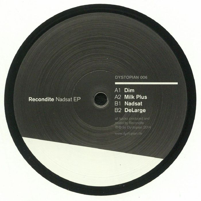 RECONDITE - Nadsat EP