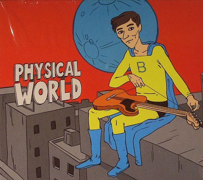 DAVENPORT, Bart - Physical World