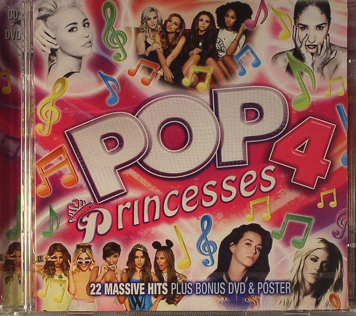 VARIOUS - Pop Princesses 4