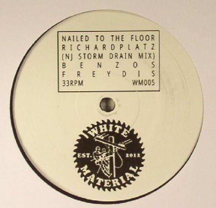 DJ RICHARD - Nailed To The Floor