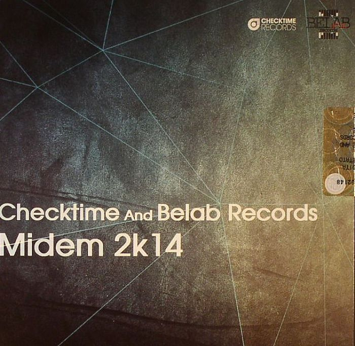 VARIOUS - Checktime & Belab Records Midem 2k14