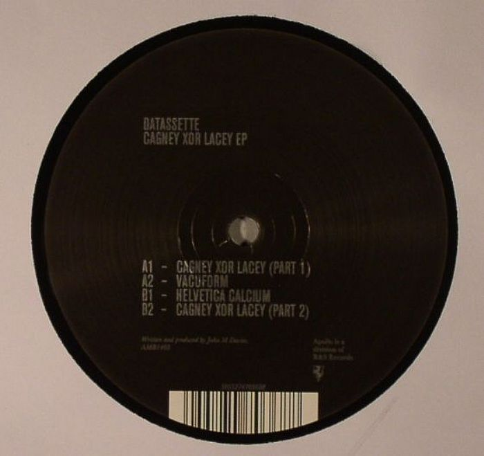 DATASSETTE - Cagney XOR Lacey EP