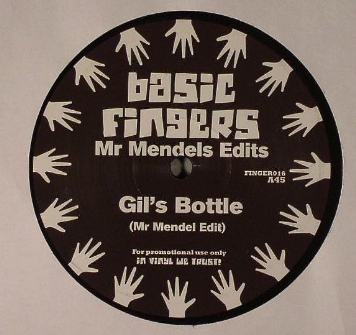 MR MENDEL - Mr Mendel Edits