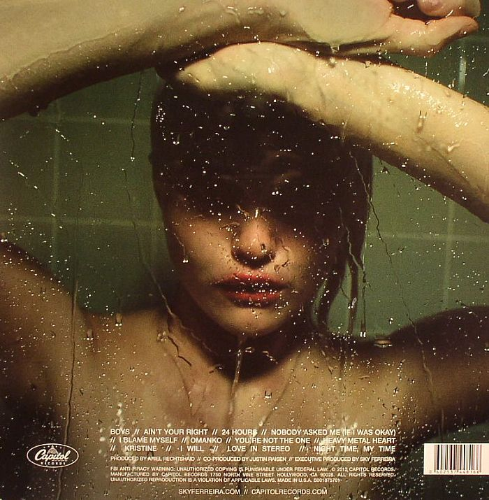 Sky FERREIRA Night Time My Time vinyl at Juno Records.