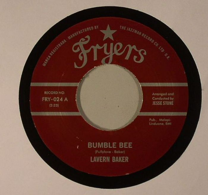 BAKER, Lavern/JACKIE WILSON - Bumble Bees