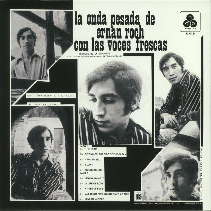 ERNAN ROCH CON LAS VOCES FRESCAS - La Onda Pesada (reissue)