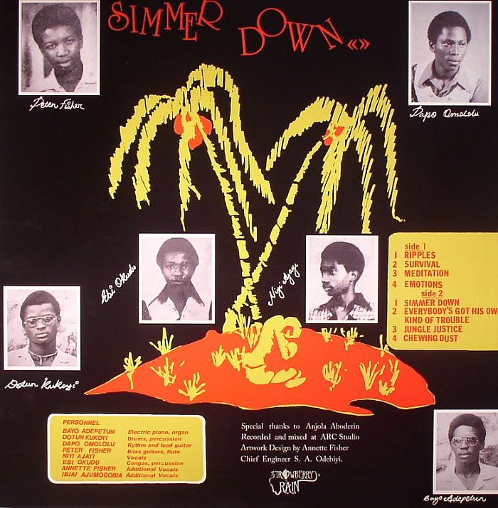 SURVIVAL - Simmer Down