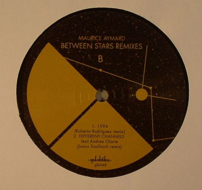 AYMARD, Maurice - Between Stars Remixes Vol I