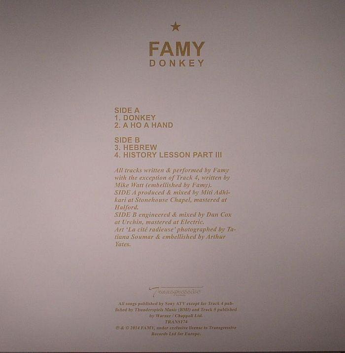 FAMY - Donkey