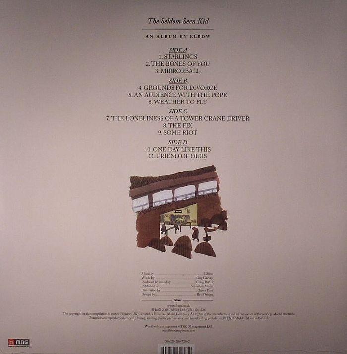 Elbow The Seldom Seen Kid Vinyl At Juno Records
