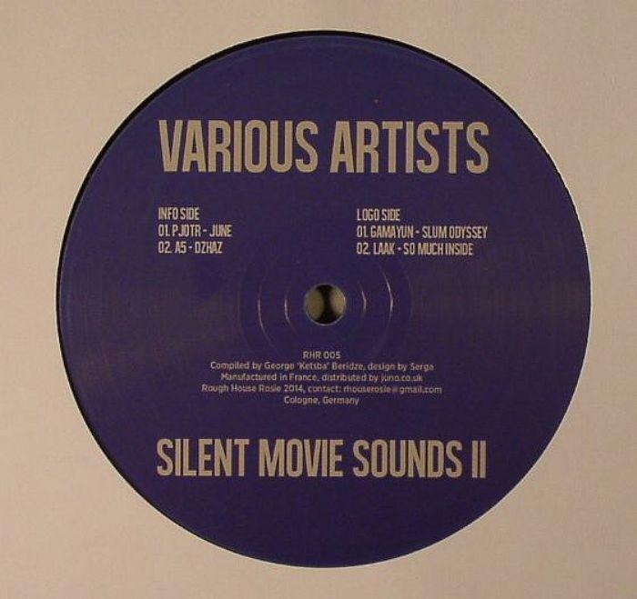 PJOTR/A5/GAMAYUN/LAAK - Silent Movie Sounds II
